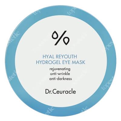 Dr Ceuracle Hyal Reyouth Hydrogel Eye Mask Głęboko nawilżające płatki pod oczy 60 szt