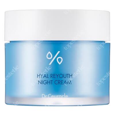 Dr Ceuracle Hyal Reyouth Night Cream Nawilżający krem na noc 60 g