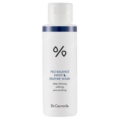 Dr Ceuracle Pro Balance Night Enzyme Wash Proszek na bazie enzymu do wieczornego mycia twarzy 50 g