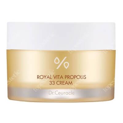 Dr Ceuracle Royal Vita Propolis 33 Cream Głęboko odżywczy krem z ekstraktem z propolisu i ekstraktem z mleczka pszczelego 50 ml