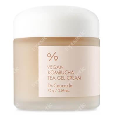 Dr Ceuracle Vegan Kombucha Tea Gel Cream Lekki wegański, nawilżający krem-żel, odżywia i ujędrnia skórę 75 ml