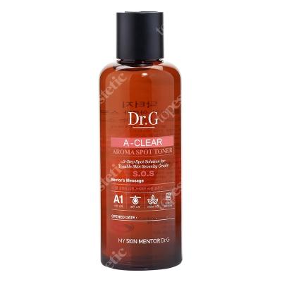 Dr G A Clear Aroma Spot Toner Tonik przeznaczony do każdego typu skóry 170 ml