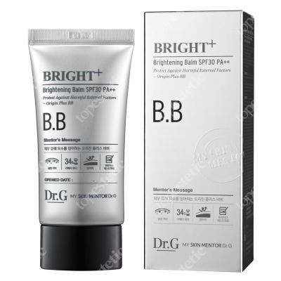 Dr G Bright+ Brightening Balm SPF 30 Multifunkcyjny krem bb z filtrem 45 ml