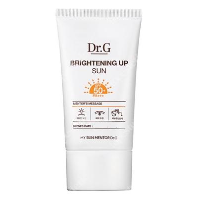 Dr G Brightening Up Sun SPF 50 Tonujący krem zapewniający wysoką ochronę przeciwsłoneczną 50 ml
