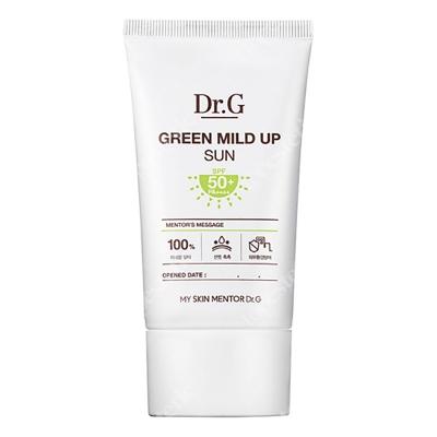 Dr G Green Mild Up Sun Krem przeciwsłoneczny SPF 50+ PA++++ 50 ml