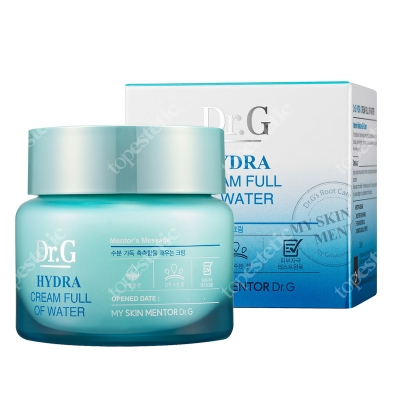 Dr G Hydra Cream Full Of Water Krem nawilżający na bazie wody 50 ml