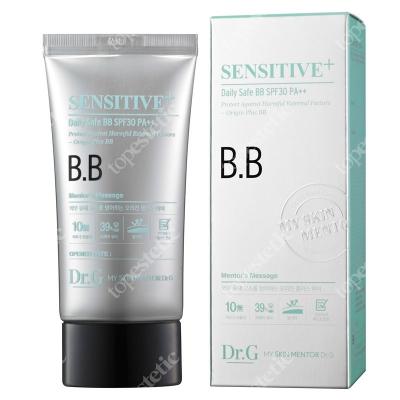 Dr G Sensitive+ Daily Safe BB SPF 30 Krem BB o działaniu łagodzącym z filtrem 45 ml