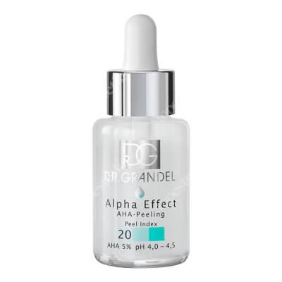 Dr Grandel Alpha Effect AHA Peeling Peeling - serum z kwasami AHA 5% , 30 ml