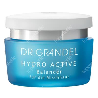 Dr Grandel Balancer Krem nawilżający dla skóry mieszanej 'inteligentna formuła', 24h, 50 ml
