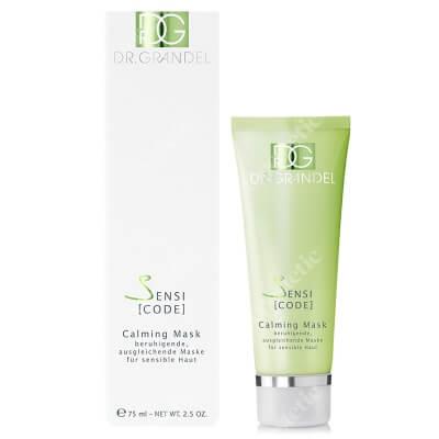 Dr Grandel Calming Mask Probiotyczna maska-krem łagodząca, wzmacniająca funkcje barierowe skóry 75 ml