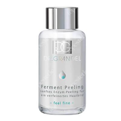 Dr Grandel Ferment Peeling Peeling enzymatyczny do twarzy i ciała (puder) 50 ml