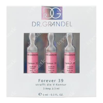 Dr Grandel Forever 39 Ampułka ujędrniająco-rozświetlająca 3x3 ml