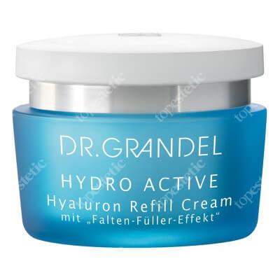 Dr Grandel Hyaluron Refill Cream Krem nawilżający z kwasem hialuronowym 'wypełniacz zmarszczek', 24h, 50 ml