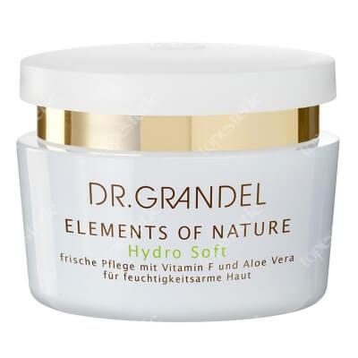 Dr Grandel Hydro Soft Krem nawilżający dla skóry odwodnionej, 24h, 50 ml