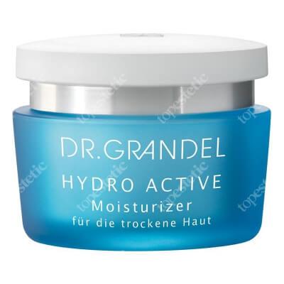 Dr Grandel Moisturizer Krem intensywnie nawilżający dla skóry suchej, 24h, 50 ml