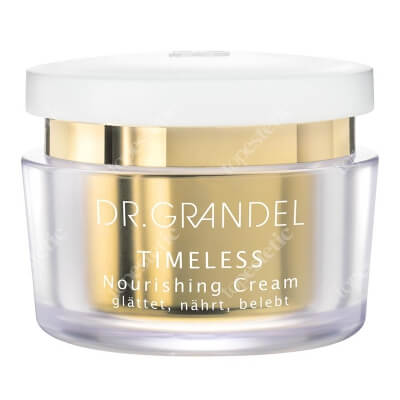 Dr Grandel Nourishing Cream Krem przeciwzmarszczkowy, odżywczy dla skóry wymagającej i bardzo suchej 24h, 50 ml