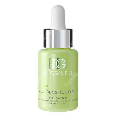 Dr Grandel Oil Serum Kojący olejek-serum do twarzy z wiesiołkiem i ogórecznikiem 30 ml