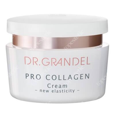 Dr Grandel Pro Collagen Cream Krem kolagenowy ujędrniająco-wygładzający 50 ml