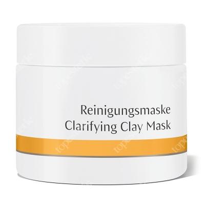Dr Hauschka Clarifying Clay Mask Maseczka oczyszczająca z glinki 90 g
