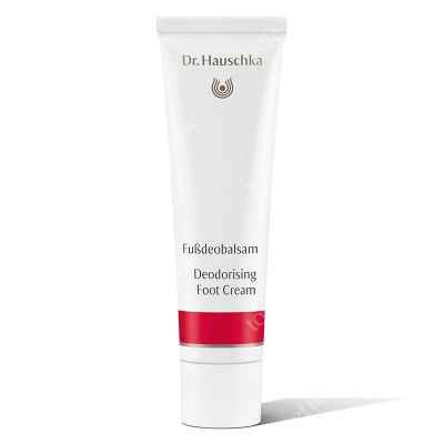 Dr Hauschka Deodorizing Foot Cream Dezodorujący krem do stóp 30 ml