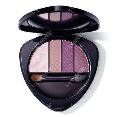 Dr Hauschka Eyeshadow Palette Paleta 4 cieni 01