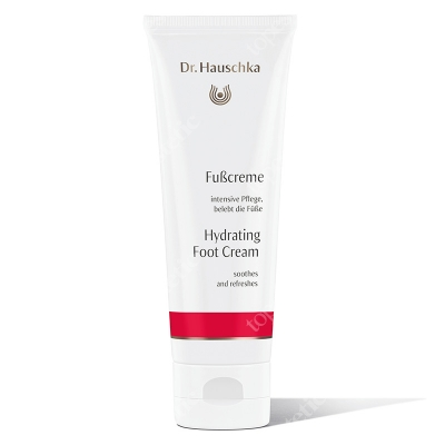 Dr Hauschka Hydrating Foot Cream Nawilżający krem do stóp 75 ml