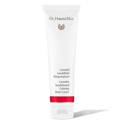 Dr Hauschka Lavender Sandalwood Calming Body Cream Balsam do ciała z lawendą i drzewem sandałowym 145 ml