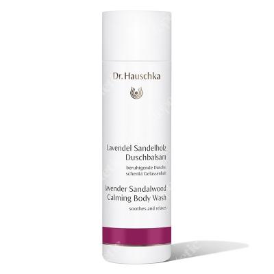 Dr Hauschka Lavender Sandalwood Calming Body Wash Balsam pod prysznic z lawendą i drzewem sandałowym 200 ml
