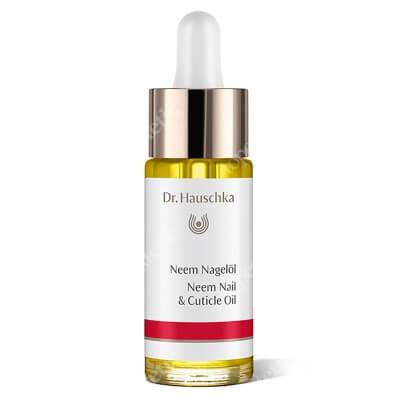 Dr Hauschka Neem Nail & Cuticle Oil Olejek do paznokci z neem 18 ml