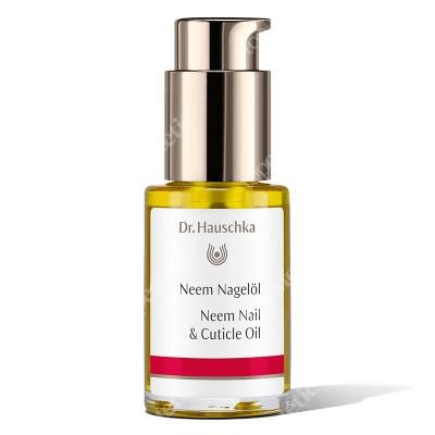 Dr Hauschka Neem Nail & Cuticle Oil Olejek do paznokci z neem 30 ml