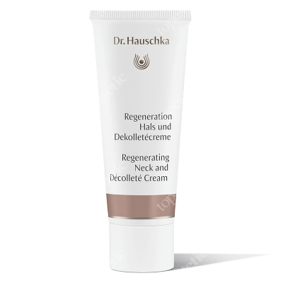 Dr Hauschka Regenerating Neck and Decollete Cream Krem regenerujący na szyję i dekolt 40 ml