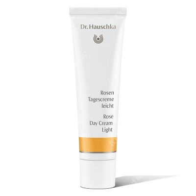 Dr Hauschka Rose Day Cream Light Lekki krem z róży na dzień 30 ml
