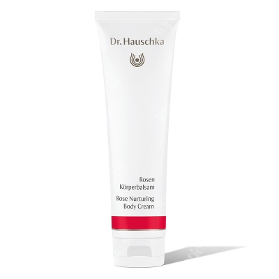 Dr Hauschka Rose Nurturing Body Cream Balsam do ciała z róży 145 ml