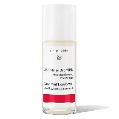 Dr Hauschka Sage Mint Deodorant Dezodorant z szałwii i mięty 50 ml