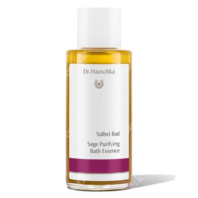 Dr Hauschka Sage Purifying Bath Essence Olejek do kąpieli z szałwią 100 ml