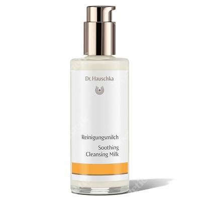 Dr Hauschka Soothing Cleansing Milk Mleczko do demakijażu 145 ml