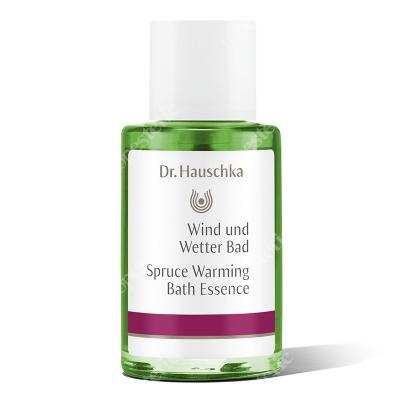 Dr Hauschka Spruce Warming Bath Essence Olejek do kąpieli na wiatr i niepogodę30 ml