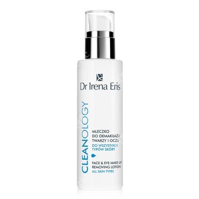 Dr Irena Eris Face & Eye Make-Up Removing Lotion Mleczko do demakijażu twarzy i oczu do wszystkich typów skóry 200 ml