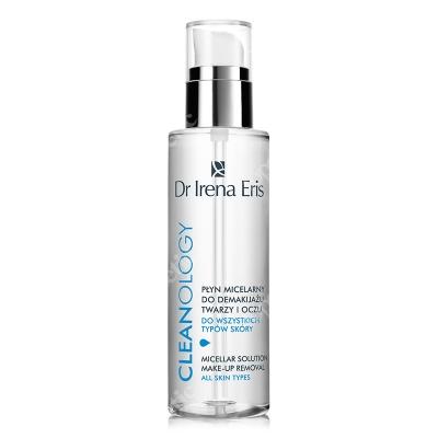 Dr Irena Eris Micellar Solution Make-Up Removal Płyn micelarny do demakijażu twarzy i oczu do wszystkich typów skóry 200 ml