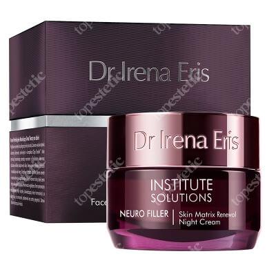 Dr Irena Eris Neuro Filler Skin Matrix Renewal Night Cream Krem na noc odmładzający strukturęskóry 50 ml