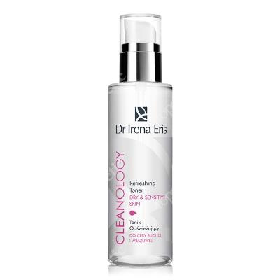 Dr Irena Eris Refreshing Toner - Dry & Sensitive Skin Tonik odświeżający do cery suchej i wrażliwej 200 ml