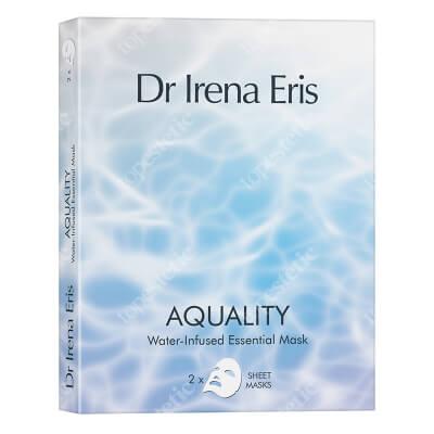 Dr Irena Eris Water - Infused Essential Mask Maska nawilżająco - odmłodzająca w płachcie 2 szt.