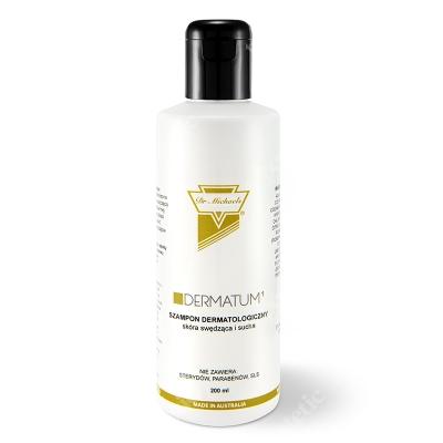 Dr Michaels Dermatum Hair Shampoo Szampon dermatologiczny 200 ml