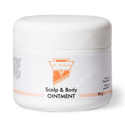 Dr Michaels Scalp&Body Ointment Maść 50 g
