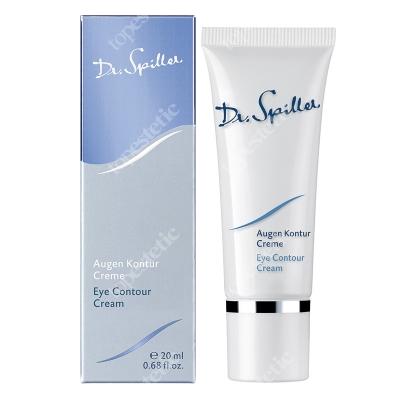Dr Spiller Eye Contour Cream Krem regenerujący pod oczy z kwasem hialuronowym, argininą, witaminą E, 20 ml