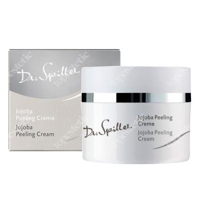 Dr Spiller Jojoba Peeling Cream Peeling w kremie – dla każdego typu cery, również wrażliwej 50 ml