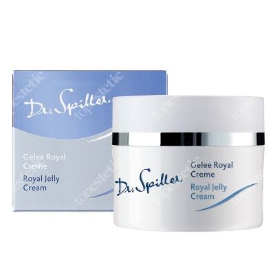Dr Spiller Royal Jelly Cream Nawilżający krem z mleczkiem pszczelim, argininą i kwasem mlekowym 50 ml