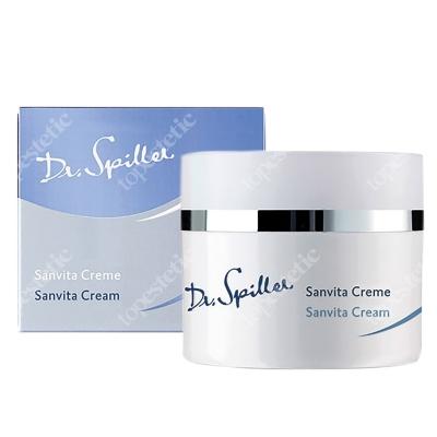 Dr Spiller Sanvita Cream Krem z ekstraktem z zielonej herbaty, żeń-szenia, pantenolem oraz witaminą A i E 50 ml