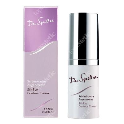 Dr Spiller Silk Eye Contour Cream Rewitalizujący krem pod oczy z hydrolizowanym jedwabiem, kwasem hialuronowym 20 ml