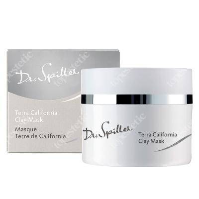 Dr Spiller Terra California Clay Mask Oczyszczająca maska na bazie glinki i argininy 50 ml